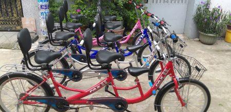 Xe đạp đôi PAX-2R
