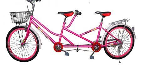xe đạp đôi người lớn romance cp-580