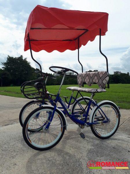 xe đạp đôi 4 bánh người lớn Romance
