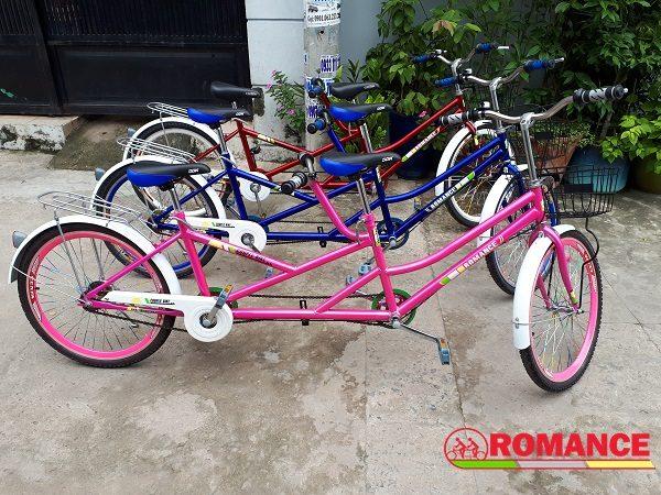 xe đạp đôi người lớn Romance