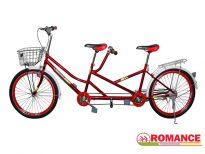 xe đạp đôi người lớn romance cr580