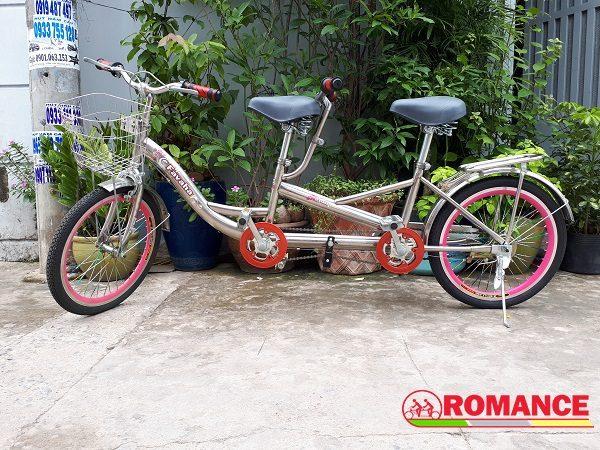 xe đạp đôi trẻ em romance