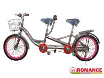 xe đạp đôi trẻ em romance 500I