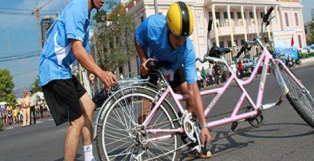 xe đạp đôi giá rẻ