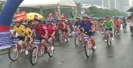 đua xe đạp đôi