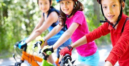 Những lợi ích vàng của việc đạp xe đối với sự phát triển của trẻ-2