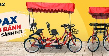 mua xe đạp đôi
