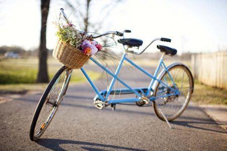 xe đạp đôi thanh lý.